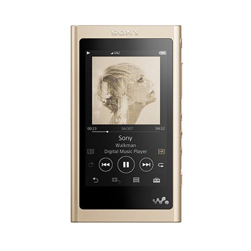 新品 ソニー SONY DAP ウォークマン NW-A55WI NM ペールゴールド