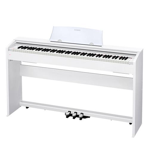 カシオ CASIO 電子ピアノ PX-770 WH