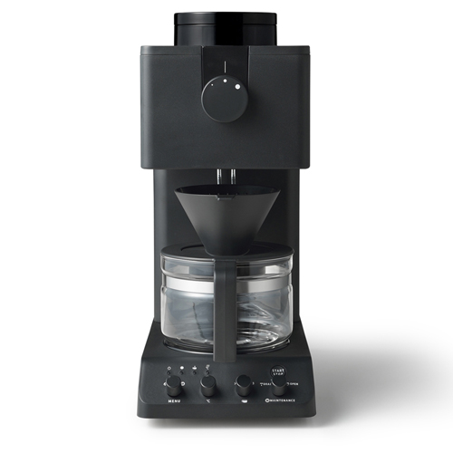 ツインバード TWINBIRD 全自動コーヒーメーカー CM-D457B