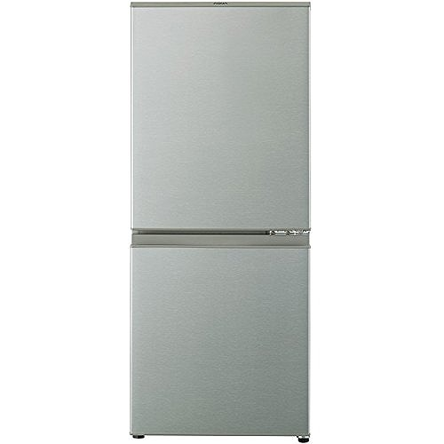 アクア AQR-13G S 小型冷蔵庫 右開き 126L 2ドア冷蔵庫