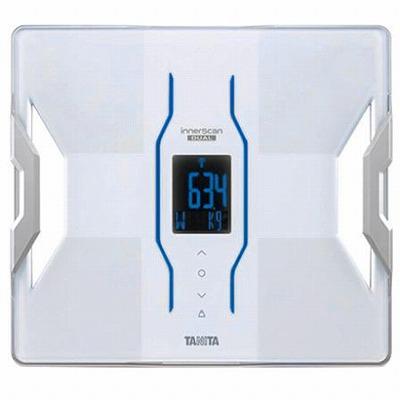 タニタ デュアルタイプ体組成計(ホワイト)TANITA innerscan DUAL(インナースキャンデュアル) RD-909-WH