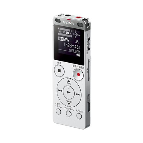 ソニーSONYICレコーダーICD-UX565FSCシルバー