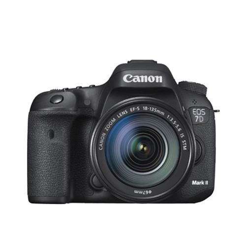 キヤノン Canon 一眼レフカメラ EOS 7D Mark II EF-S18-135 IS STM レンズキット