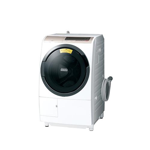 日立 HITACHI ドラム式洗濯乾燥機 BD-SV110CL N