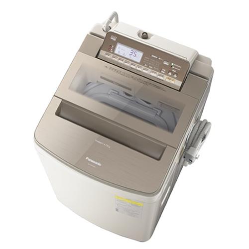 パナソニック Panasonic 乾燥洗濯機 NA-FW100S6 T ブラウン