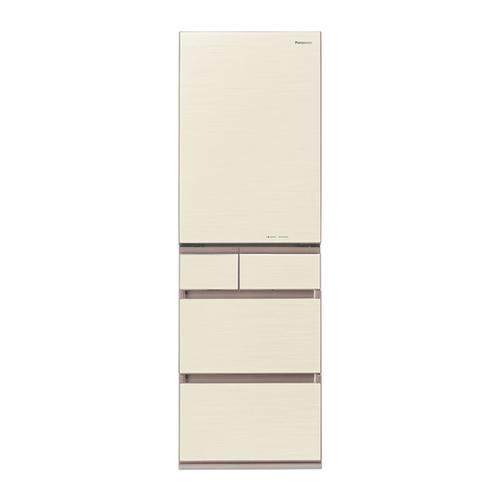 パナソニック Panasonic 大型冷蔵庫(451~500) NR-E454PX N シャンパンゴールド