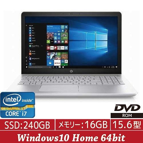 HP corei7-8550U 16GB 128GB SSD 1TB HDD IEEE802.11a/b/g/n/ac Biuetooth4.2 フルHD 非光沢 IPS 15.6 オフィス無し 3EJ36PA-AAAA 15-cc144tx
