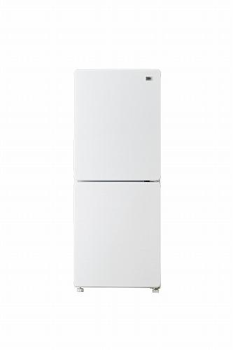 冷蔵庫 小型 2ドア 静音 スリム 省エネ ハイアール 148L 2ドア冷蔵庫(ホワイト)【右開き】Haier JR-NF148B-W
