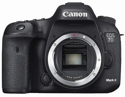 【レビューで送料無料】 Canon デジタル一眼レフカメラ EOS 7D Mark IIボディ EOS7DMK2, 本間アニマルメディカルサプライ 630579b2