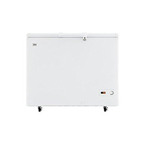 ハイアール チェスト式冷凍庫 JF-NC319F(W)