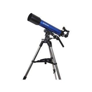 ミード AZM-90 アクロマート 屈折式 天体望遠鏡(ブルー) AZM90
