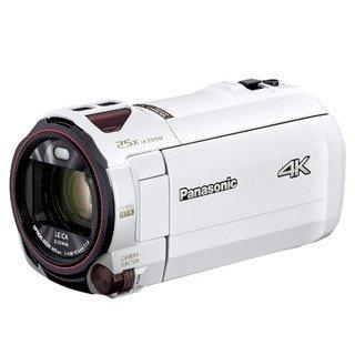 パナソニック HC-VZX992M デジタル4Kビデオカメラ ピュアホワイト HCVZX992M