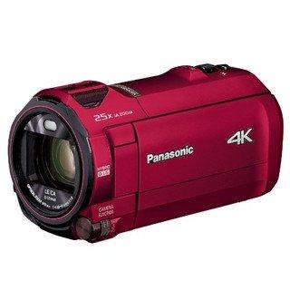 パナソニック HC-VZX992M デジタル4Kビデオカメラ アーバンレッド HCVZX992M