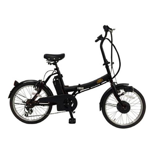 メーカー直送 カイホウ KAIHOU 電動アシスト自転車 BM-AZ300-BK