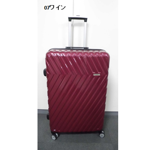 スーツケース mサイズ エース ACE スーツケース EXACTシャープ 0644607 ワイン