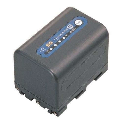 Mシリーズ用リチャージャブルバッテリーパックソニーNP-QM71D