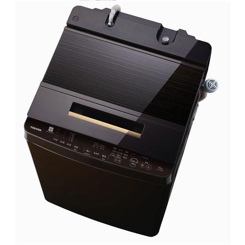東芝 AW-10SD8 全自動洗濯機 ZABOON(ザブーン) [ウルトラファインバブル洗浄Wダブル] グレインブラウン 【洗濯10.0kg 】 AW10SD8