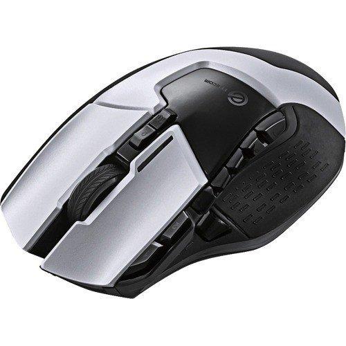 エレコム M-G02URWH 13ボタン搭載ハイスペックゲーミングマウス ホワイト MG02URWH