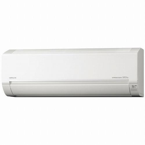 【標準工事込エアコン】日立 エアコン 白くまくん Dシリーズ おもに10畳用 RAS-D28J-W