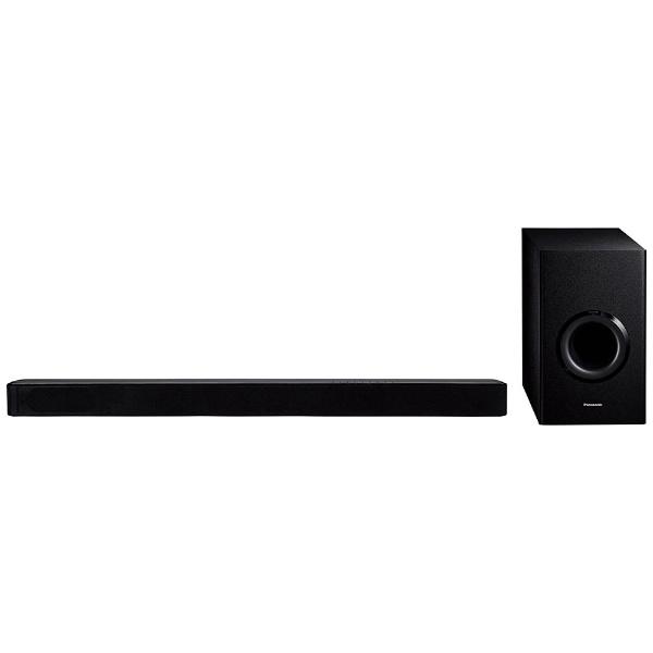 ホームシアター シアターバー Bluetooth対応 ブラック パナソニック SC-HTB488