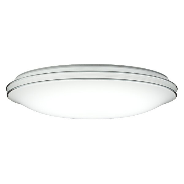 LEDシーリングライト LIFELED'S 18畳 リモコン付き 昼光色 NEC HLDZG1892