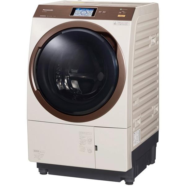 ドラム式洗濯乾燥機 11kg 左開き ノーブルシャンパン パナソニック NA-VX9900L【配送設置対象商品】