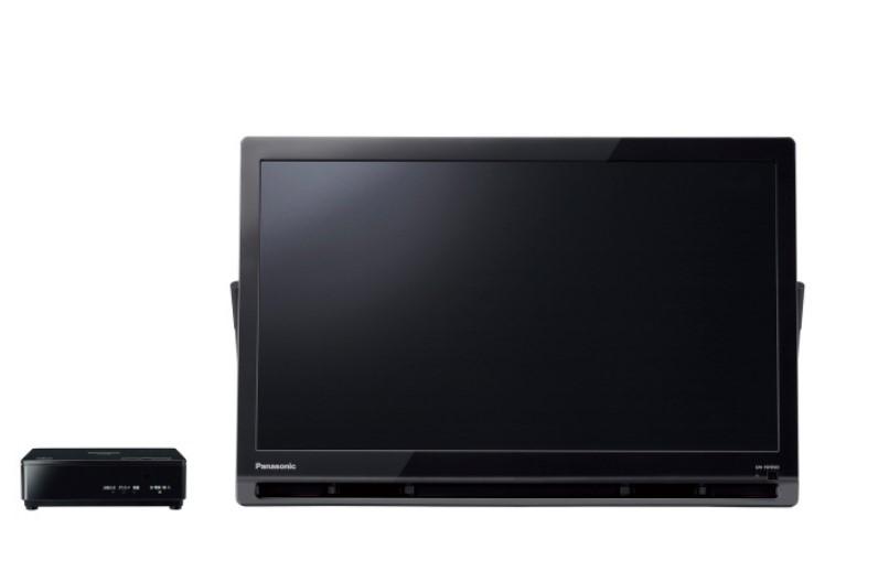 ポータブルテレビ プライベート・ビエラ 19V型 ブラック パナソニック UN-19FB9