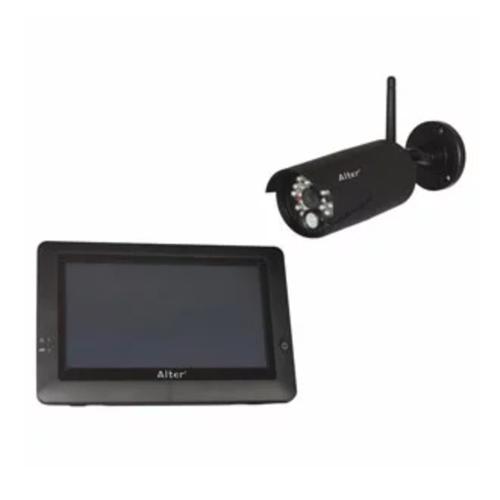 ハイビジョン無線カメラ&モニターセット キャロットシステムズ AT-8801