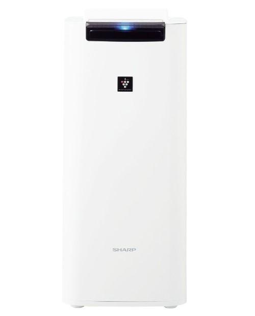 加湿空気清浄機 プラズマクラスター ホワイト系 シャープ KI-JS40