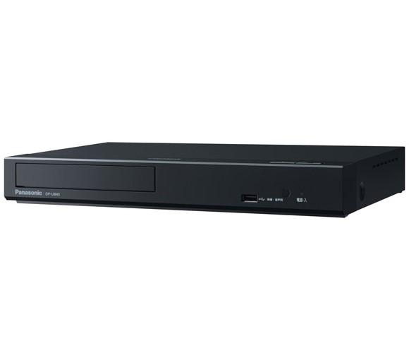 ブルーレイプレーヤー 再生専用機 4K Ultra HD パナソニック DMR-UB45
