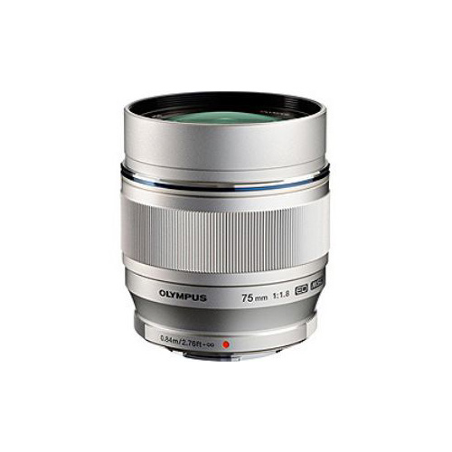 OLYMPUS 交換レンズ ETM75F1.8 ETM75F1.8