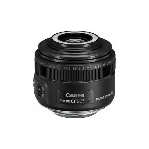Canon EF-S3528MISSTM 交換用レンズ EF-S35mm F2.8 マクロ IS STM EF-S3528MISSTM