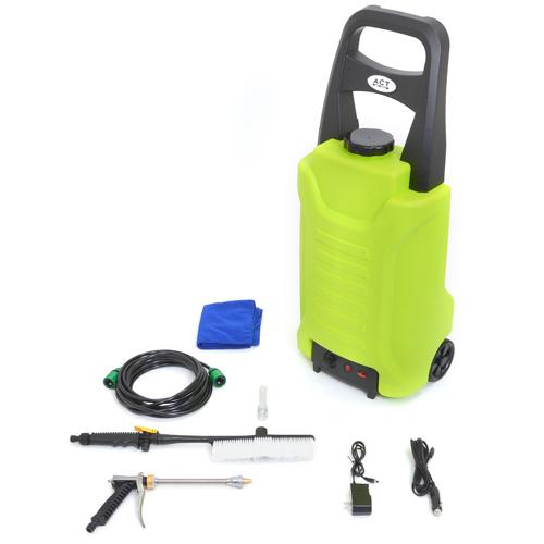 サンコー タンク式 充電 どこでも 高圧洗浄機 ACTD2WS8