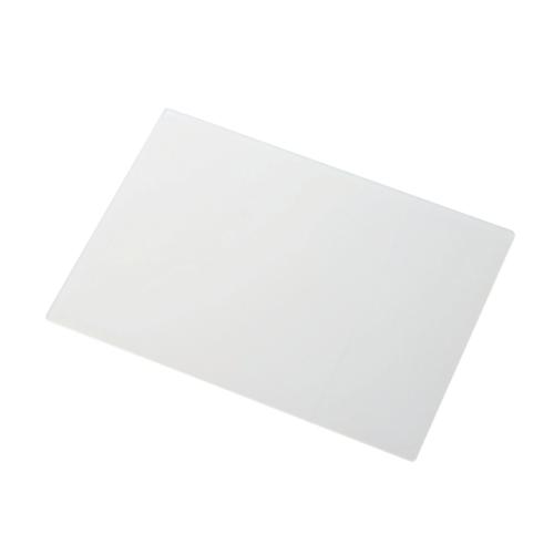 エレコム シリコン×メモマウスパッド/XLサイズ/クリア MP-SR02CR