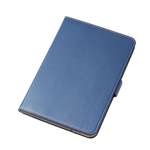 エレコム iPad mini 2019/フラップカバー/ソフトレザー/360度回転/ネイビー TB-A19S360NV:Bサプライズ 店