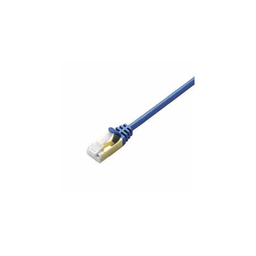 5個セット エレコム ツメ折れ防止スリムLANケーブル(Cat7準拠) LD-TWSST/BM20X5
