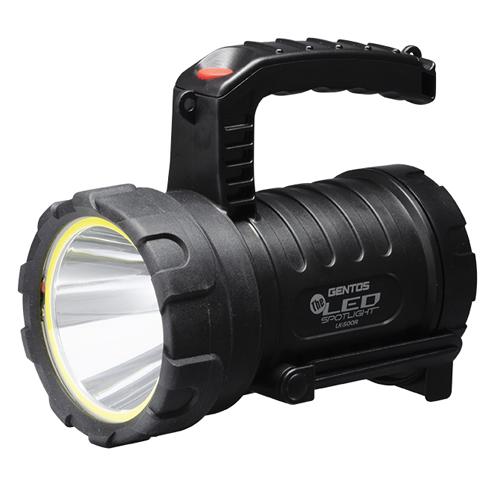GENTOS 広範囲とスポット両方に対応 THE LED ライト LK-500R