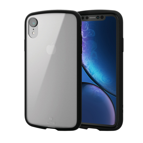 <title>エレコム iPhone XR TOUGH SLIM LITE 正規品送料無料 クリア PM-A18CTSLCCR</title>