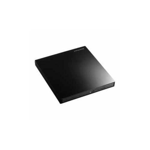 IOデータ Ultra HD Blu-ray再生対応 ポータブルブルーレイドライブ BRP-UT6UHD/CK