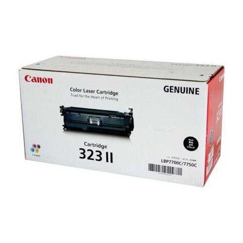 CANON トナー CRG323-2-BK