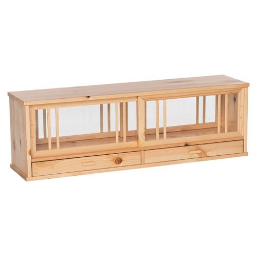 後藤 木製キッチンカウンター上 収納棚 90cm 870428
