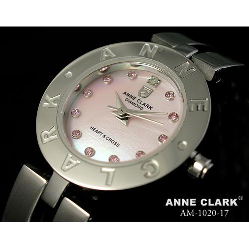 ANNE CLARK ハート&クロス レディースウォッチ AM1020-17