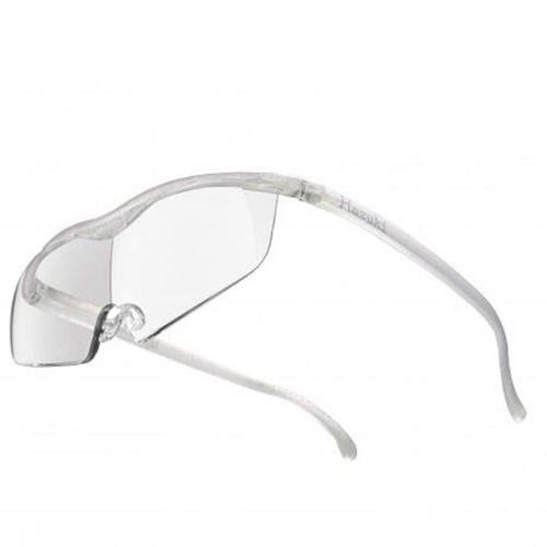 拡大率:1.32倍の拡大眼鏡 新品 スピード対応 全国送料無料 ハズキ Hazuki ハズキルーペ クリアレンズ ラージ 1.32倍 ランキングTOP5 パール