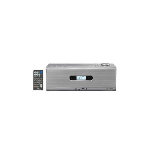 JVCケンウッド Bluetooth対応 CDコンポ シルバー RD-W1-S