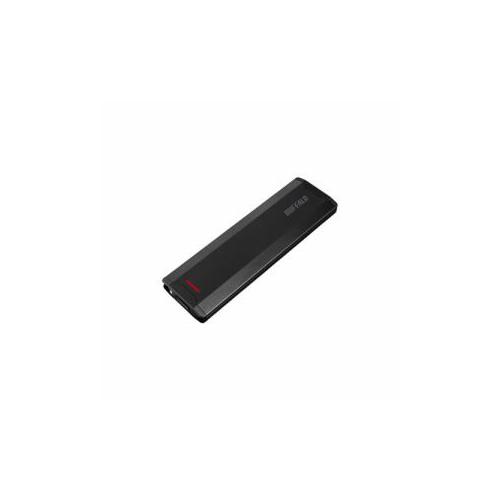 BUFFALO USB3.1(Gen2)対応 ポータブルSSD 250GB ブラック SSD-PH250U3-BA