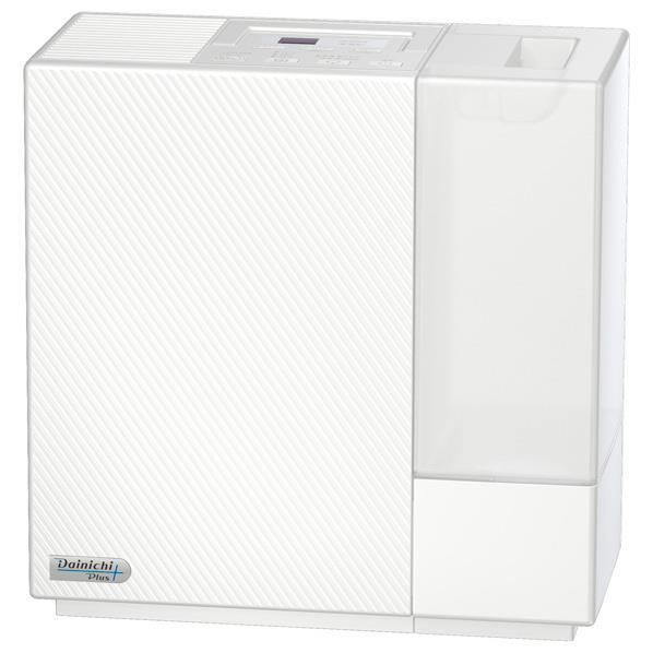 ハイブリッド式加湿器 クリスタルホワイト ダイニチ HD-RX519