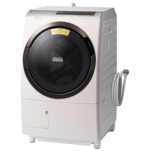 ドラム式洗濯乾燥機 11.0kg 左開き ロゼシャンパン 日立 BD-SX110EL