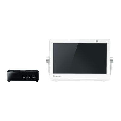 液晶テレビ 10V型 ポータブル インターネット動画対応 プライベートビエラ 防水タイプ パナソニック UN-10N9