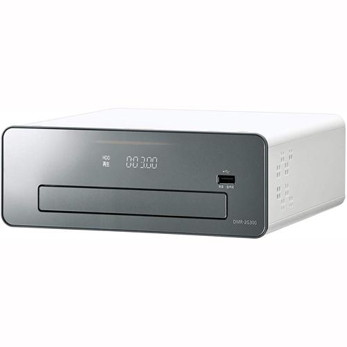 ブルーレイレコーダー おうちクラウドDIGA(ディーガ) 3TB HDD搭載 パナソニック DMR-2G300