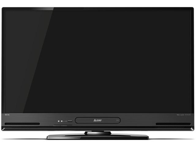 デジタルLED液晶テレビ 40V型地上・BS・110度CS フルハイビジョン 1TB HDD内蔵、BDレコーダー録画機能付 REAL 三菱 LCD-A40BHR11
